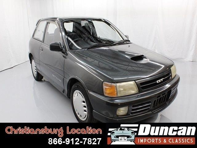 1991 Toyota Starlet (CC-1378124) for sale in Christiansburg, Virginia