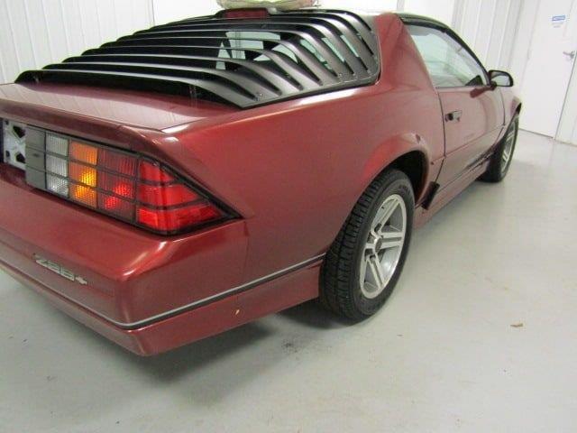 1986 Chevrolet Camaro (CC-1378126) for sale in Christiansburg, Virginia
