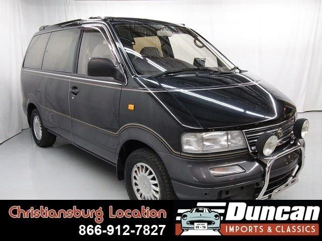 1994 Nissan Largo (CC-1378128) for sale in Christiansburg, Virginia