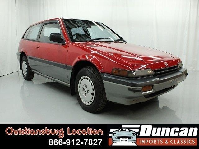 1986 Honda Accord (CC-1378132) for sale in Christiansburg, Virginia