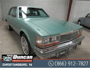 1977 Cadillac Seville (CC-1378141) for sale in Christiansburg, Virginia
