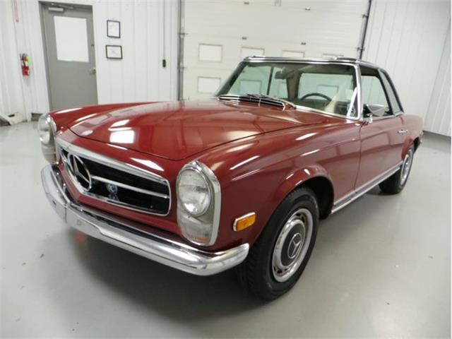 1968 Mercedes-Benz 280 (CC-1378149) for sale in Christiansburg, Virginia