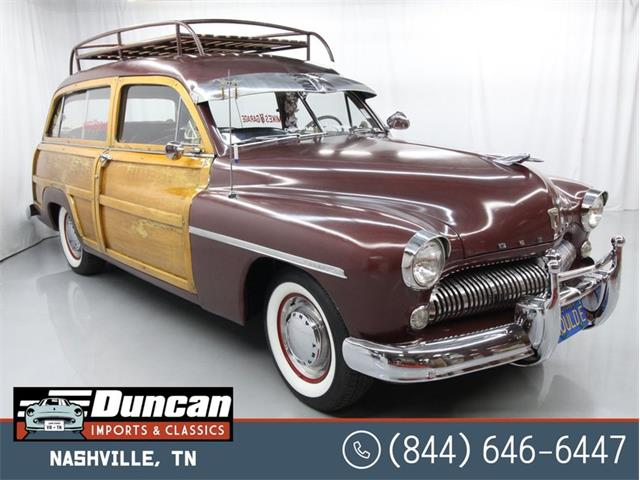 1949 Mercury Eight (CC-1378154) for sale in Christiansburg, Virginia
