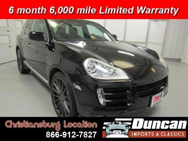 2008 Porsche Cayenne (CC-1378156) for sale in Christiansburg, Virginia