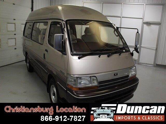 1991 Toyota Hiace (CC-1378158) for sale in Christiansburg, Virginia