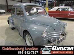 1955 Renault 4CV (CC-1378163) for sale in Christiansburg, Virginia