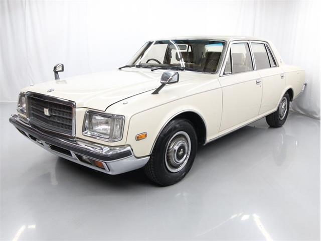 1986 Toyota Century (CC-1378165) for sale in Christiansburg, Virginia