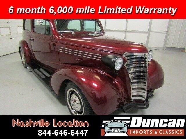 1938 Chevrolet Master (CC-1378176) for sale in Christiansburg, Virginia