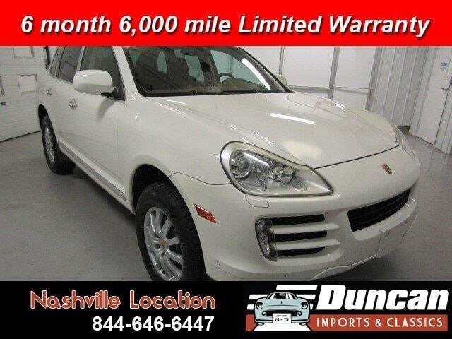 2008 Porsche Cayenne (CC-1378189) for sale in Christiansburg, Virginia