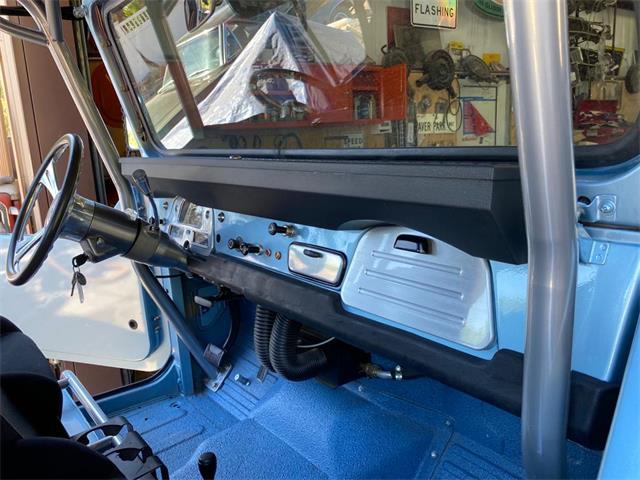 1968 Toyota Land Cruiser FJ40 (CC-1378199) for sale in West Hills, California
