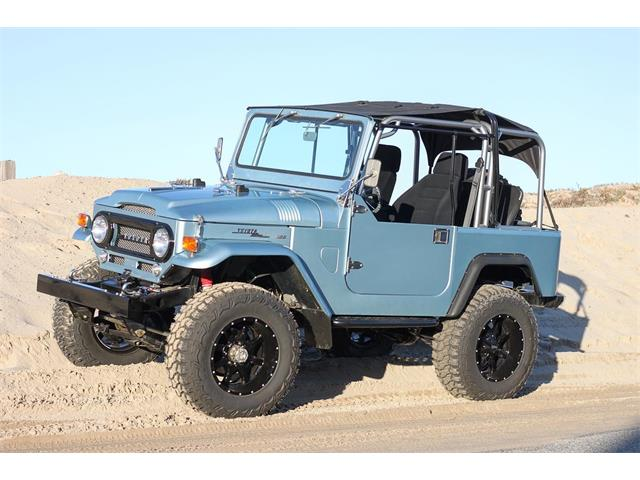 1968 Toyota Land Cruiser FJ40 (CC-1378199) for sale in Fountain Valley, California