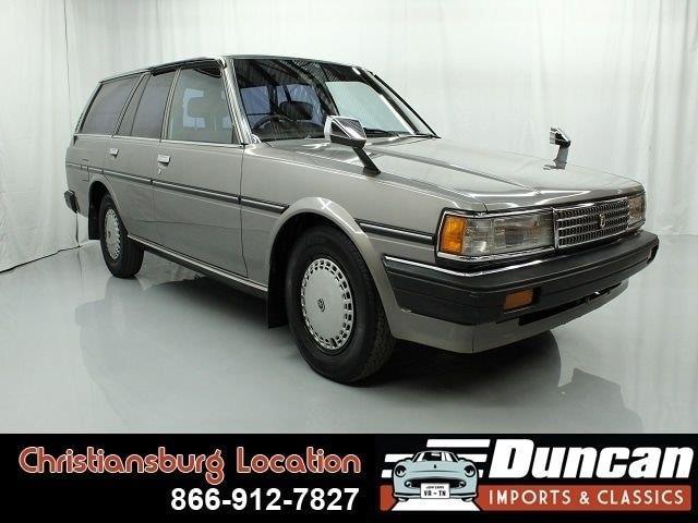 1989 Toyota Corona (CC-1378214) for sale in Christiansburg, Virginia