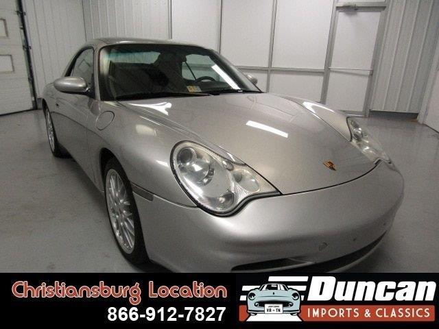 2003 Porsche 911 (CC-1378219) for sale in Christiansburg, Virginia