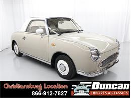 1991 Nissan Figaro (CC-1378220) for sale in Christiansburg, Virginia