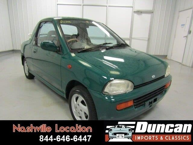 1993 Subaru Vivio (CC-1378234) for sale in Christiansburg, Virginia
