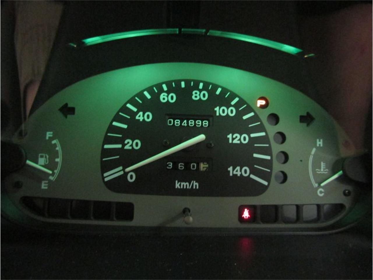 1993 Subaru Vivio (CC-1378234) for sale in Christiansburg, Virginia