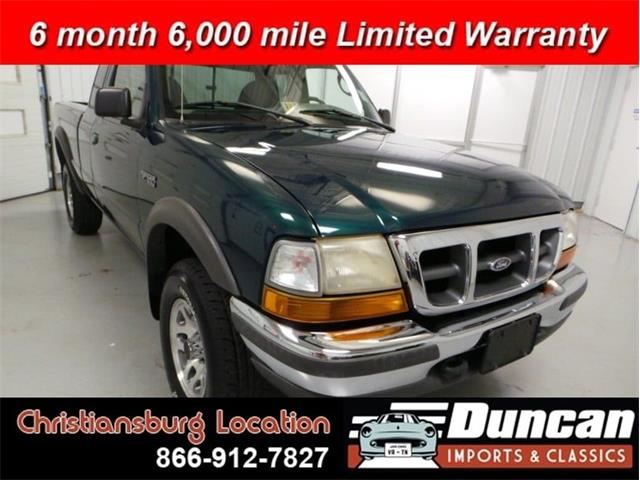 1998 Ford Ranger (CC-1378235) for sale in Christiansburg, Virginia