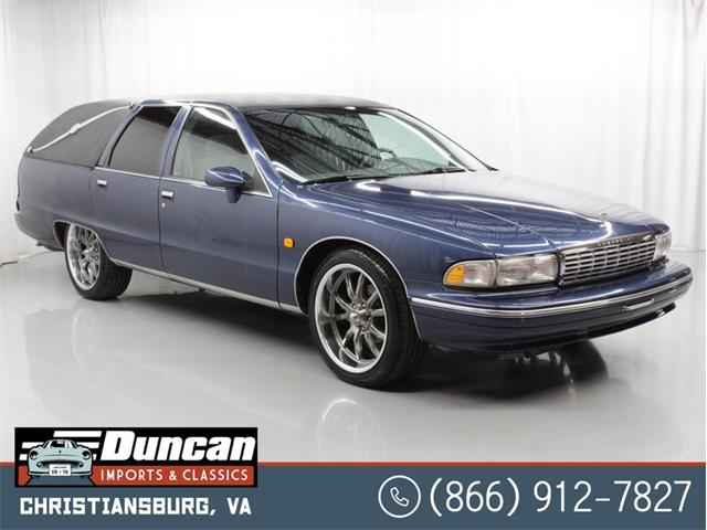 1994 Chevrolet Caprice (CC-1378240) for sale in Christiansburg, Virginia
