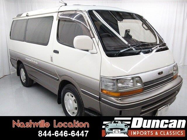 1992 Toyota Hiace (CC-1378246) for sale in Christiansburg, Virginia