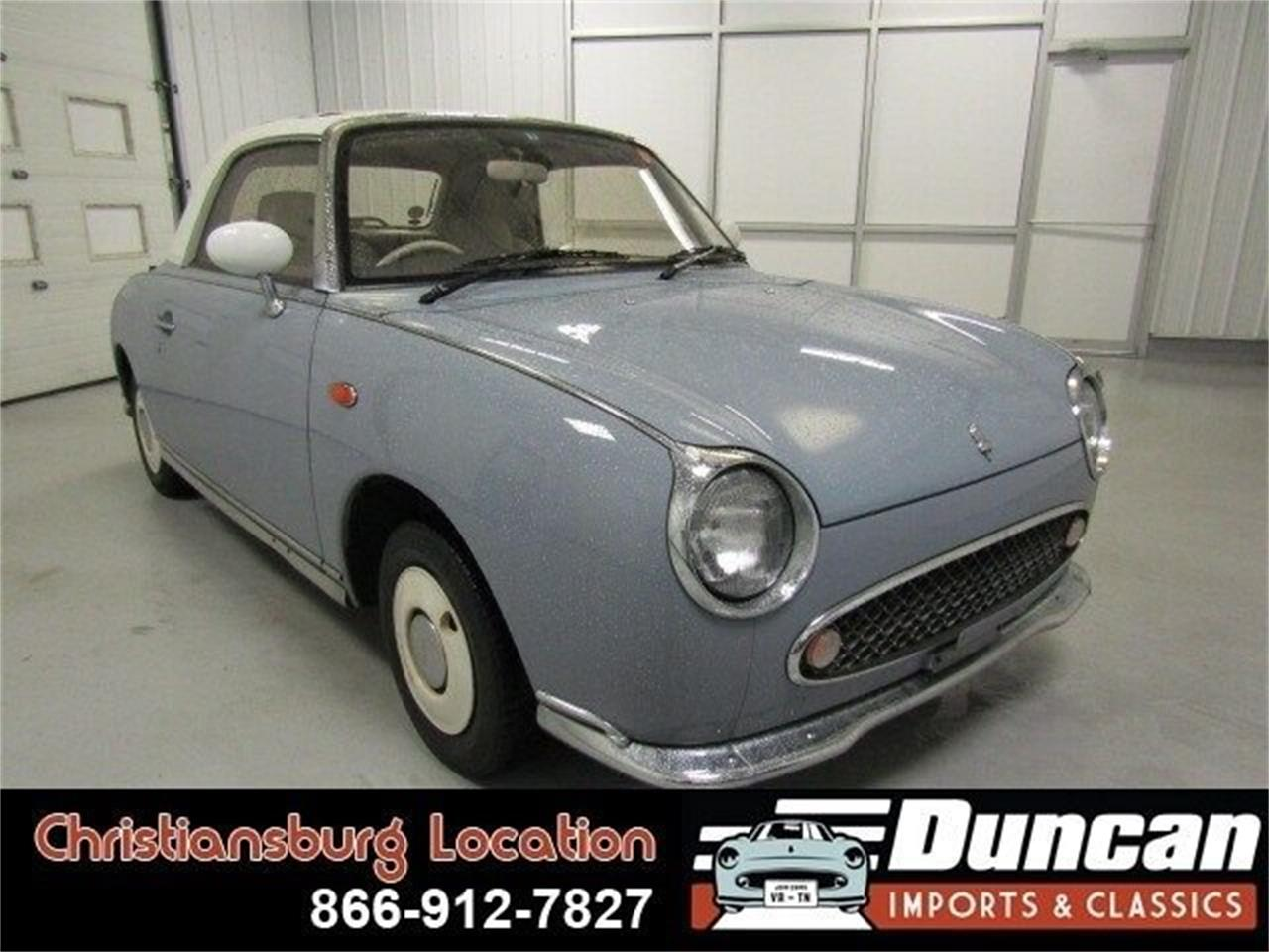 1991 Nissan Figaro (CC-1378250) for sale in Christiansburg, Virginia