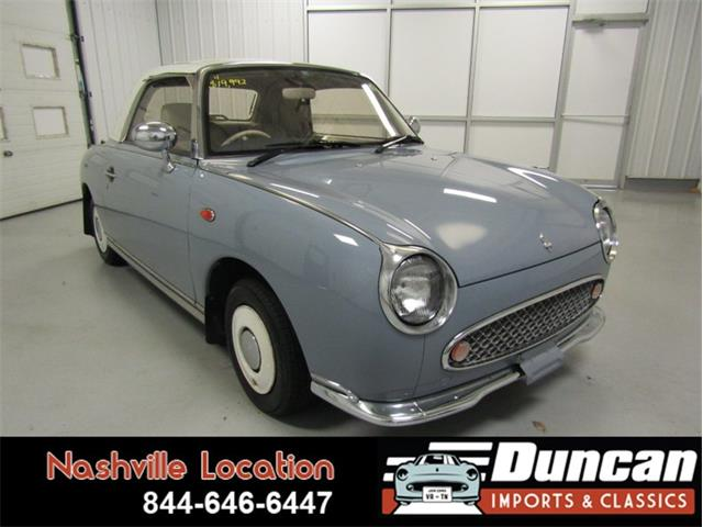 1991 Nissan Figaro (CC-1378253) for sale in Christiansburg, Virginia
