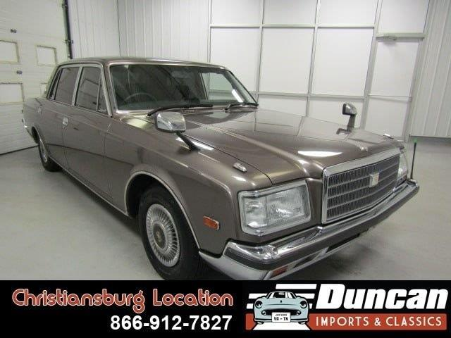 1992 Toyota Century (CC-1378254) for sale in Christiansburg, Virginia