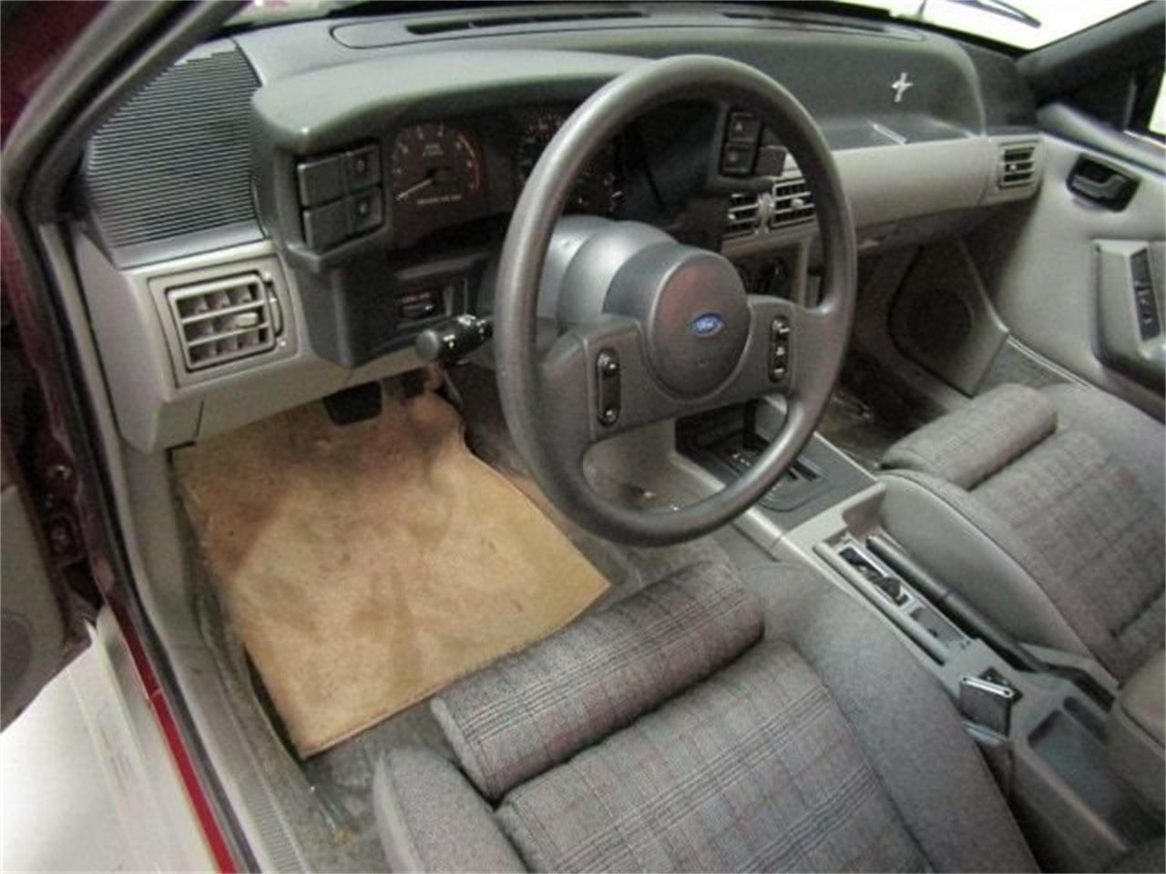 1989 Ford Mustang (CC-1378261) for sale in Christiansburg, Virginia