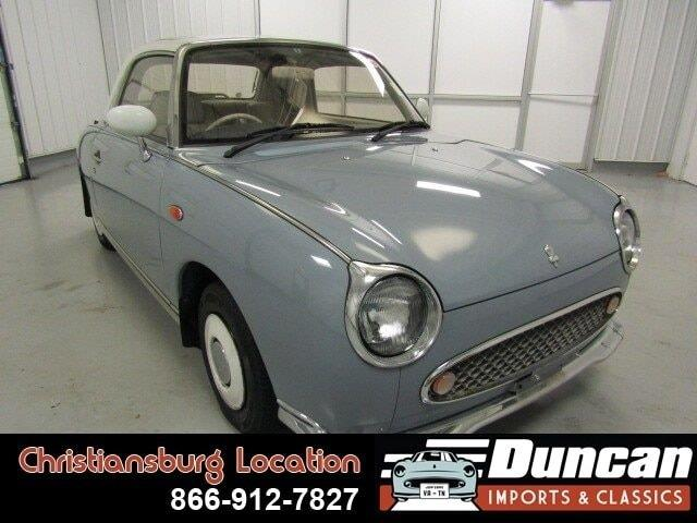 1991 Nissan Figaro (CC-1378265) for sale in Christiansburg, Virginia
