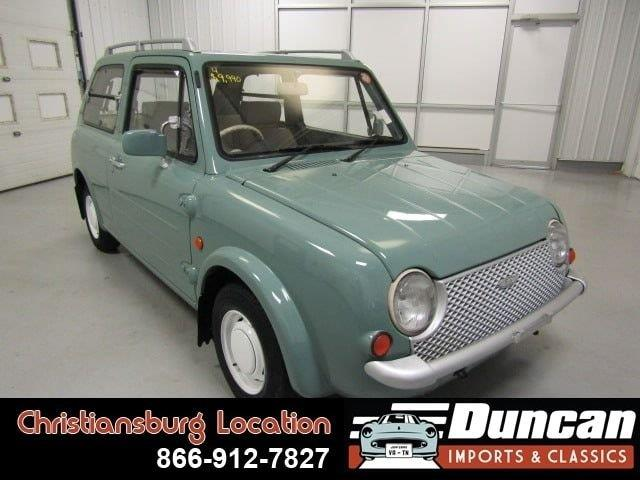 1989 Nissan Pao (CC-1378281) for sale in Christiansburg, Virginia