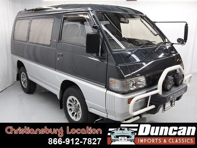 1993 Mitsubishi Delica (CC-1378282) for sale in Christiansburg, Virginia