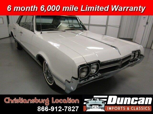 1966 Oldsmobile Cutlass (CC-1378285) for sale in Christiansburg, Virginia