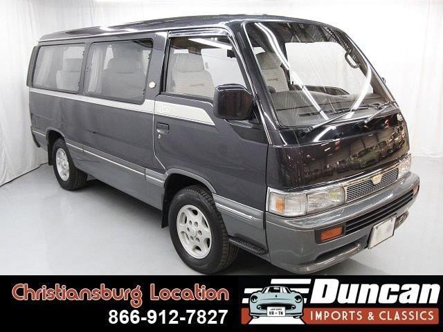 1992 Nissan Homy (CC-1378300) for sale in Christiansburg, Virginia