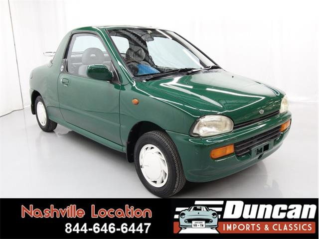 1993 Subaru Vivio (CC-1378303) for sale in Christiansburg, Virginia