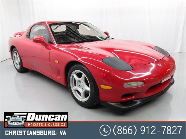 1993 Mazda RX-7 (CC-1378308) for sale in Christiansburg, Virginia