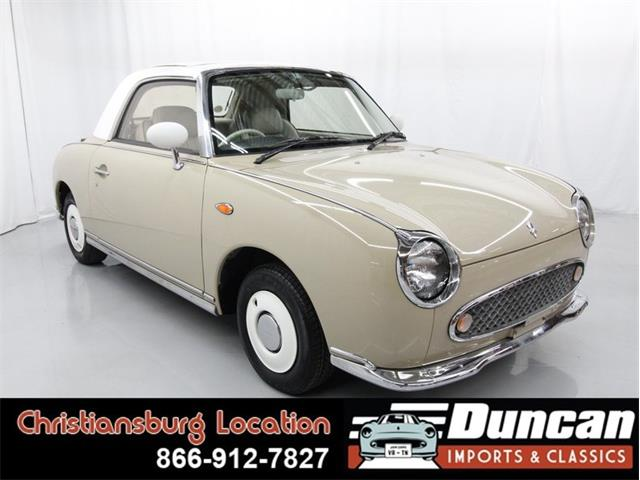 1991 Nissan Figaro (CC-1378319) for sale in Christiansburg, Virginia