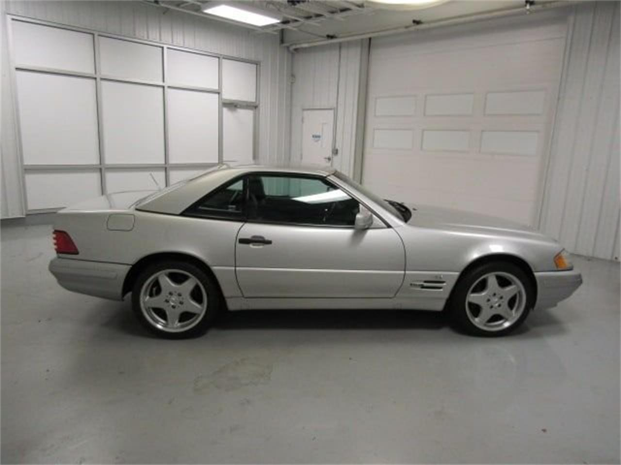 1998 Mercedes-Benz SL-Class (CC-1378330) for sale in Christiansburg, Virginia