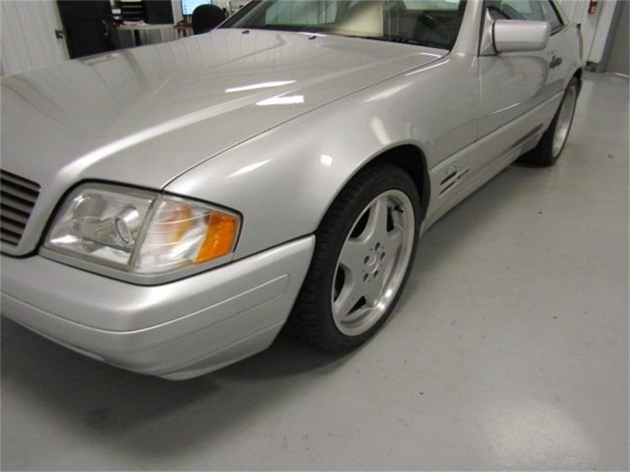 1998 Mercedes-Benz SL-Class (CC-1378330) for sale in Christiansburg, Virginia