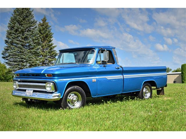 1966 Chevrolet C/K 10 (CC-1370834) for sale in Watertown, Minnesota