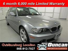 2004 BMW 325 (CC-1378347) for sale in Christiansburg, Virginia