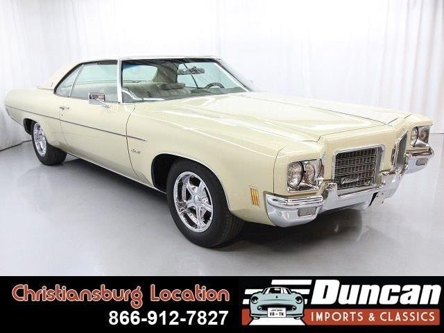 1971 Oldsmobile Delta 88 (CC-1378368) for sale in Christiansburg, Virginia