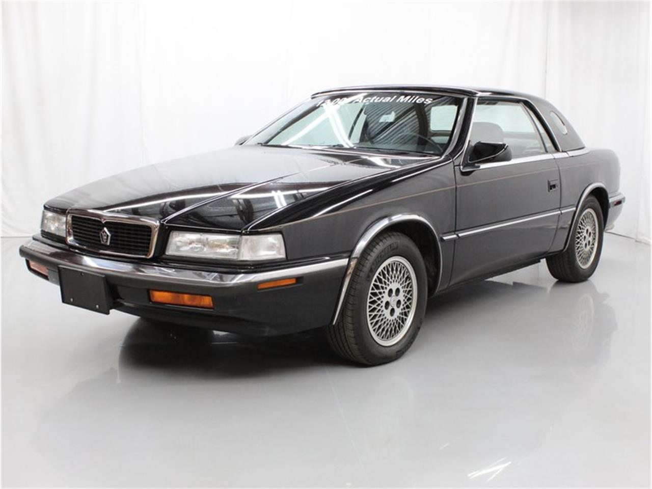 1991 Chrysler TC by Maserati (CC-1378370) for sale in Christiansburg, Virginia