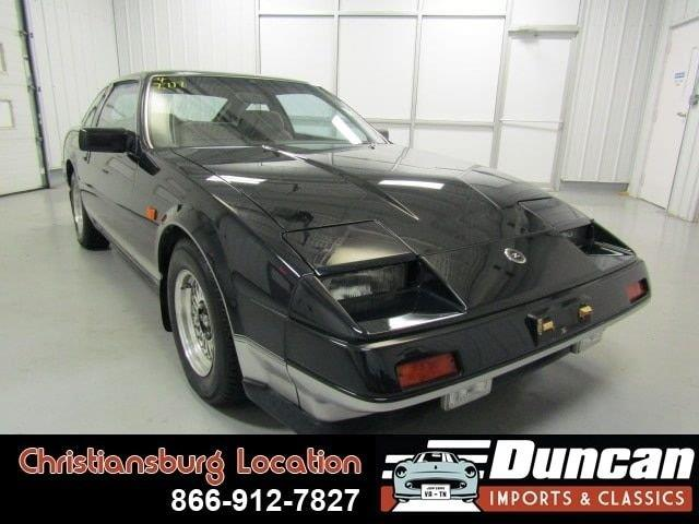 1984 Nissan 280ZX (CC-1378385) for sale in Christiansburg, Virginia