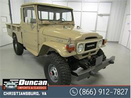 1981 Toyota Land Cruiser FJ (CC-1378388) for sale in Christiansburg, Virginia