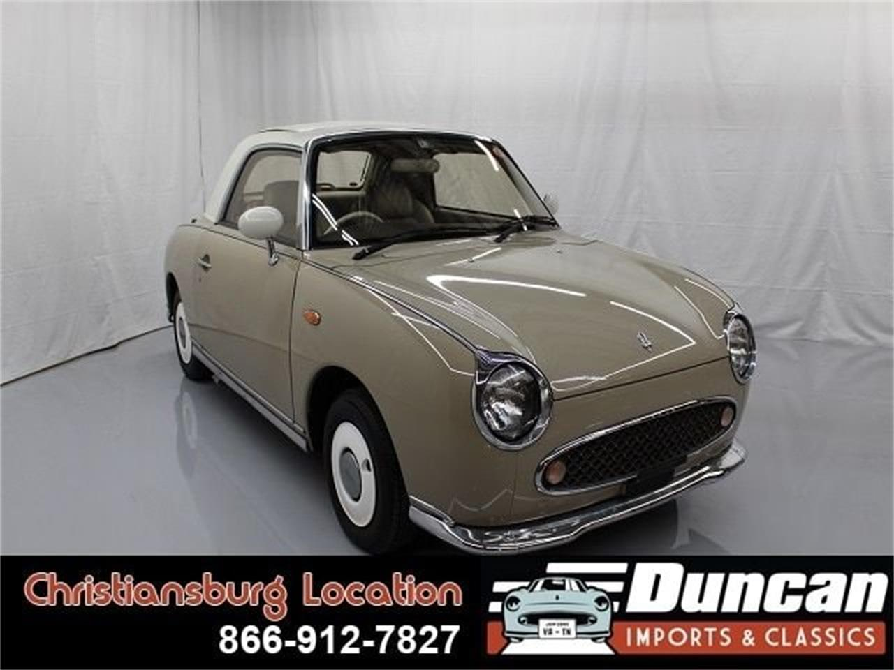 1991 Nissan Figaro (CC-1378392) for sale in Christiansburg, Virginia