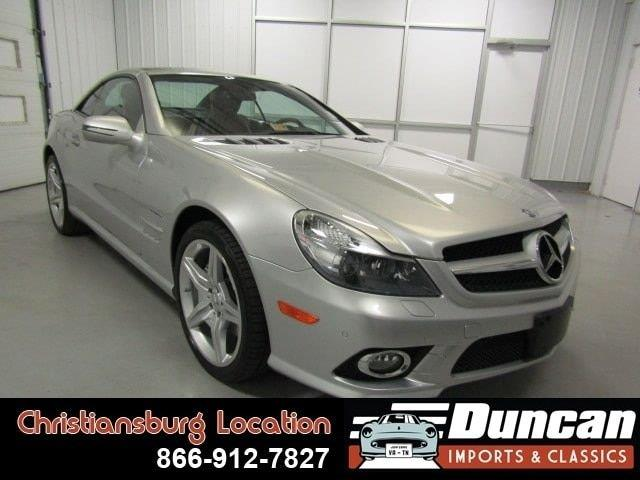 2009 Mercedes-Benz SL-Class (CC-1378394) for sale in Christiansburg, Virginia