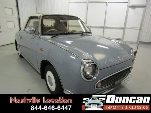 1991 Nissan Figaro (CC-1378396) for sale in Christiansburg, Virginia