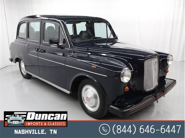 1990 London Taxi (CC-1378399) for sale in Christiansburg, Virginia