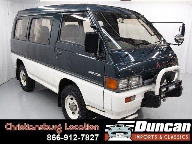 1989 Mitsubishi Delica (CC-1378405) for sale in Christiansburg, Virginia