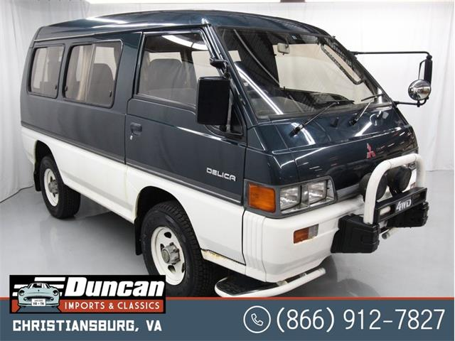 1989 Mitsubishi Delica (CC-1378405) for sale in Christiansburg, Virginia