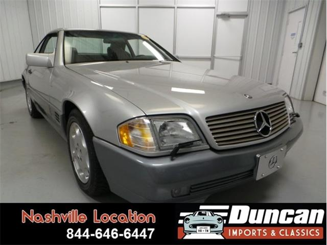 1995 Mercedes-Benz SL-Class (CC-1378413) for sale in Christiansburg, Virginia